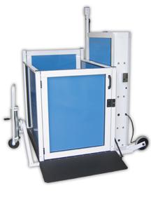 Movilidad sin l mites plataforma de elevaci n vertical for Oficinas genesis seguros