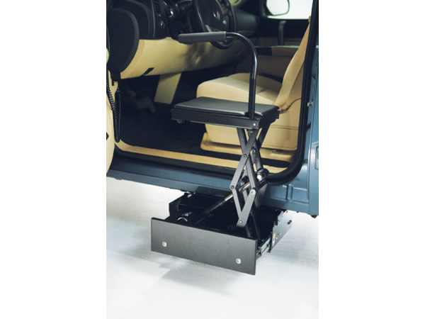 Movilidad Sin Límites: Grúas y porta scooter Stow-Away - Modelo PUL-1850
