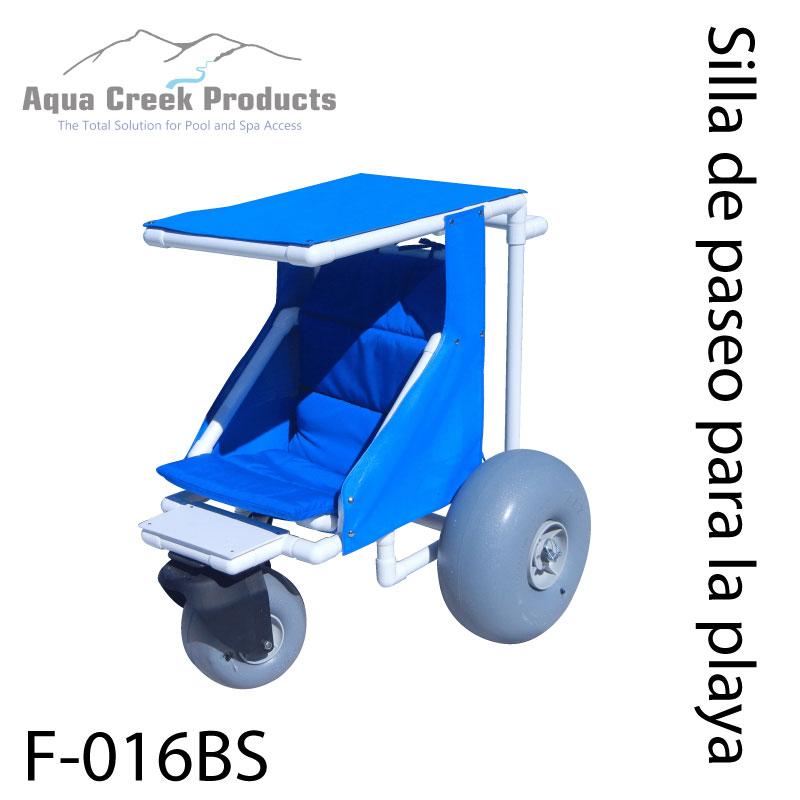 Sillas para playa silla sencilla go roja para campismo o playa coleman with sillas para playa - Carro porta sillas playa ...
