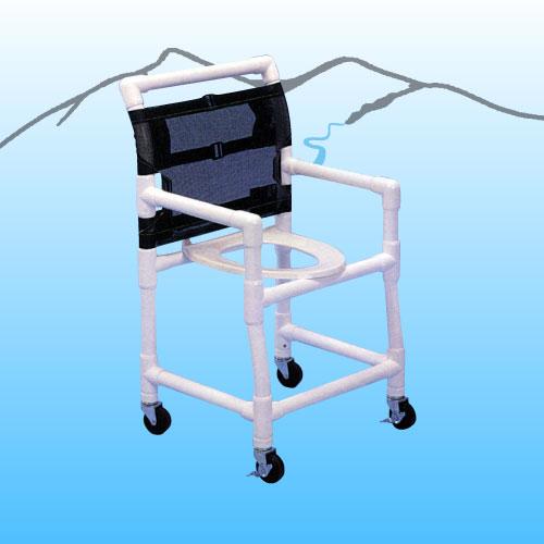 sillas de ruedas para ducha e inodoro