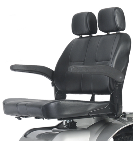 Afiscooter S3 accesorios - Asiento extra ancho