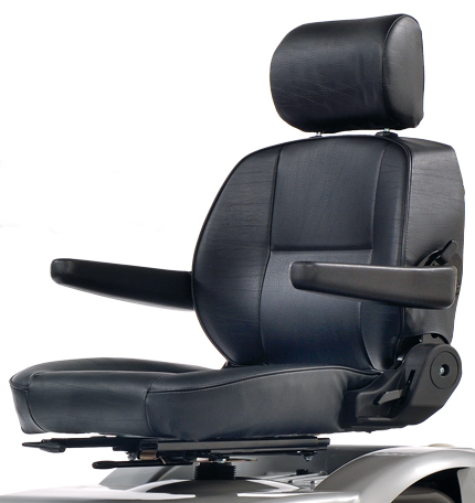 Afiscooter S3 accesorios - Asiento ancho