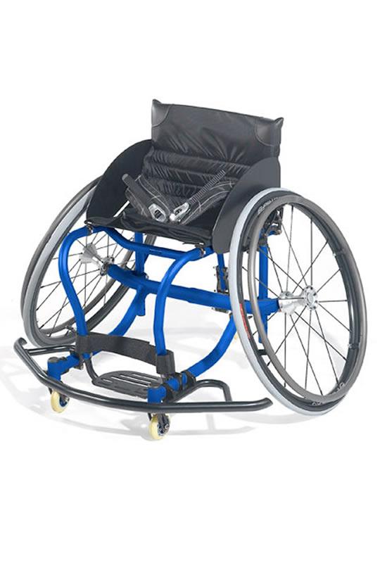 Movilidad sin l mites sillas de ruedas manuales all court - Tamano silla de ruedas ...
