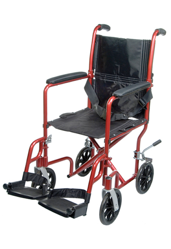 Silla de ruedas manual EC Transport