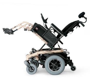 tilt and recline manual wheelchair